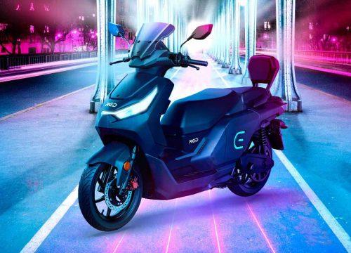 scooter électrique batterie